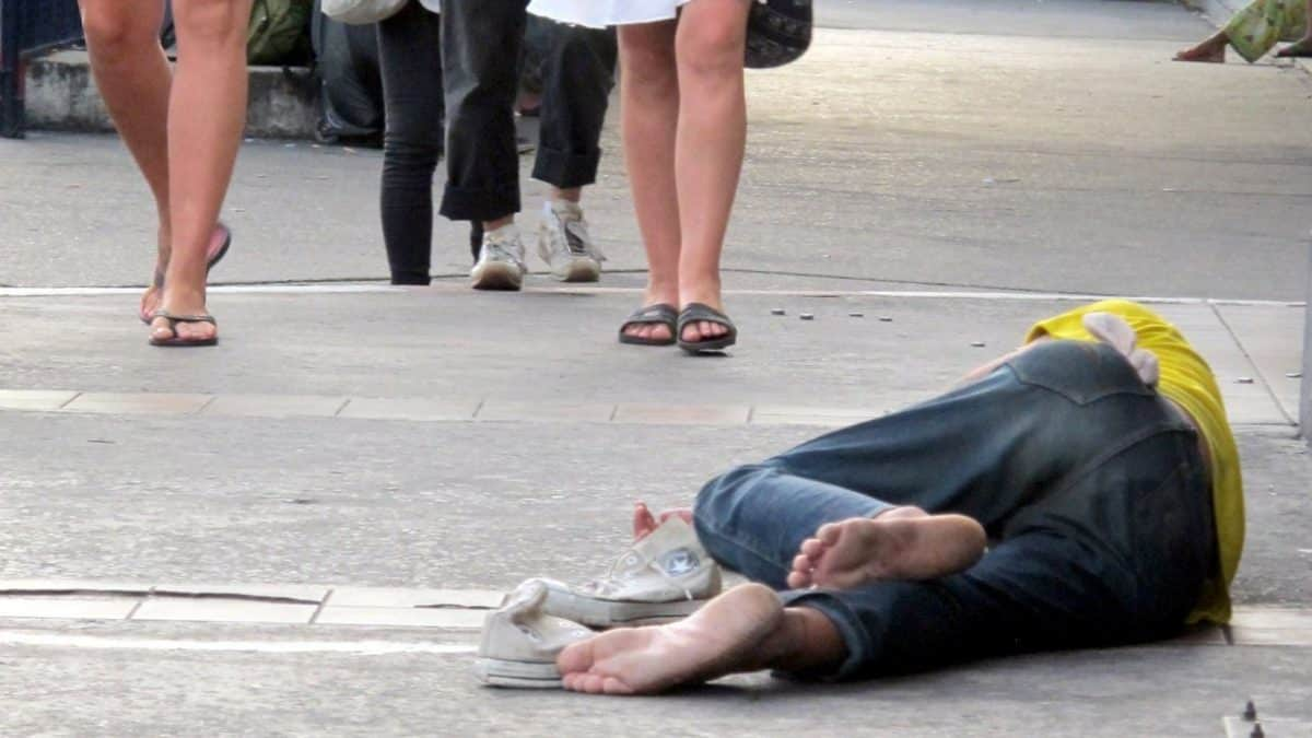 Healthcare access comes too late for homeless woman