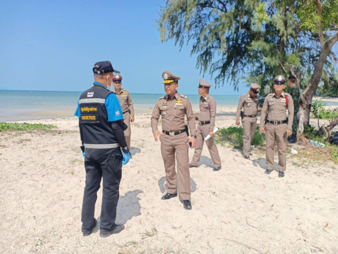 Hunt for man who raped Norwegian tourist on Koh Pha-ngan. Police on Koh Phangan have launched a manhunt for a man who allegedly raped a Norwegian