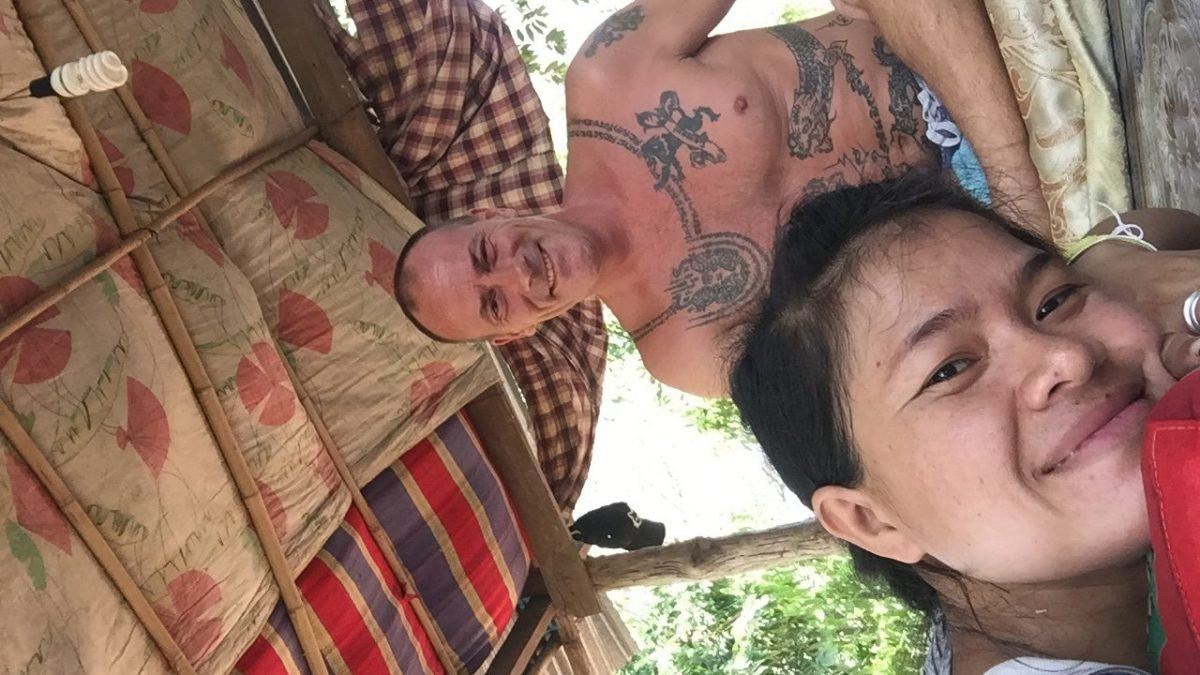 Pattaya Today Exclusive: American man stabbed girlfriend..BUT DID HE??