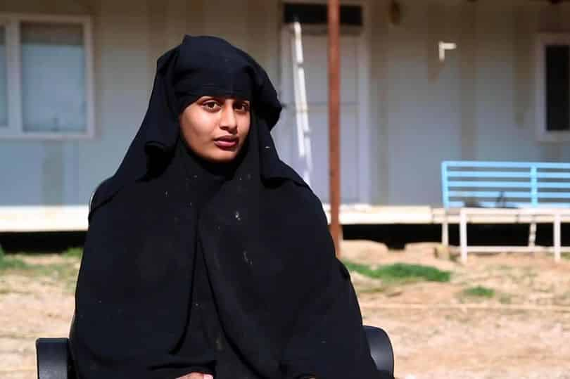 ISIS bride Shamima Begum 'will be HANGED if she is sent to Bangladesh'