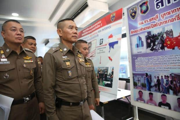 Immigration steps up efforts against illegal foreigners