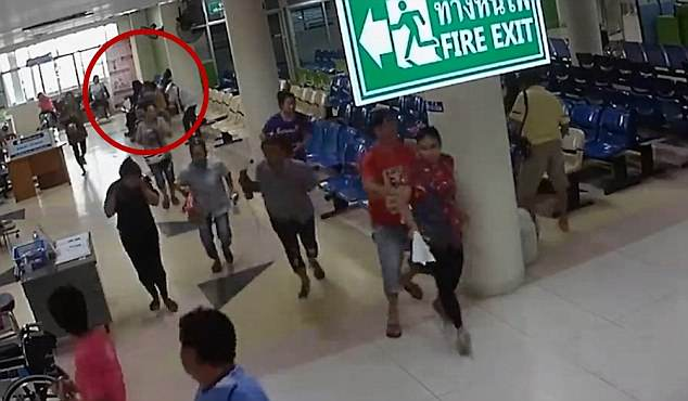 Increasing violence in Thai hospitals. VIOLENCE in state hospitals increased in the past seven years, with 51 incidents causing a total of 10 deaths