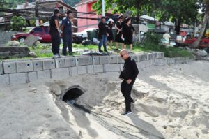 Kalim hotel for wastewater on beach. A video clip of untreated water flowing onto Kalim Beach in Phuket Sunday afternoon has caught the attention of