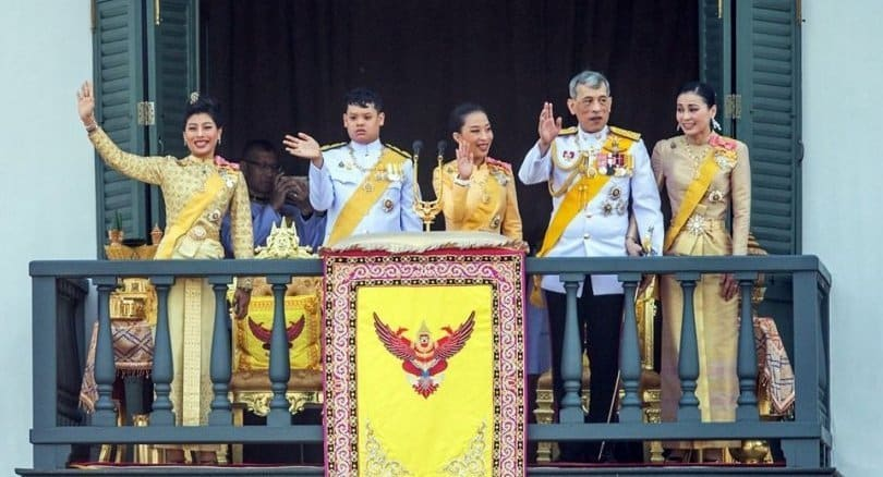 King expresses his thanks. On Monday His Majesty King Maha Vajiralongkorn had sent thanks to the Thai people for all the goodwill for his coronation.