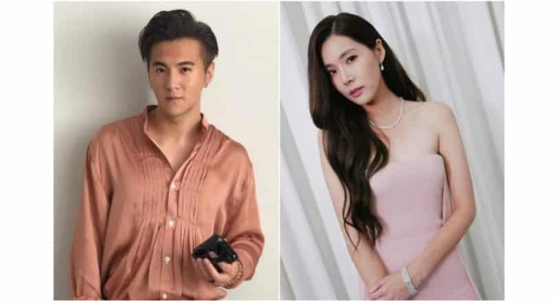 Mediacorp actors apologise following leak of explicit private messages. Mediacorp stars Ian Fang and Carrie Wong have landed themselves in hot water