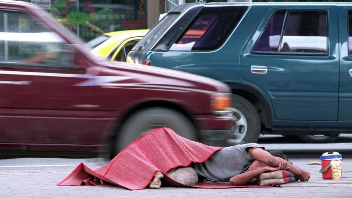 National census finds increase in homeless people across