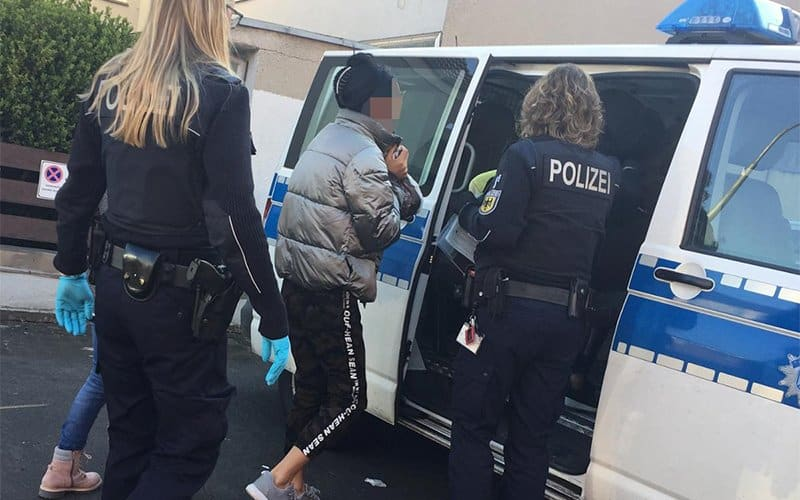 Nationwide network of Thai Ladyboys in Germany is busted