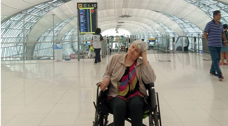 New Thai immigration rules already forcing ex-pats out. Deanna Denis played by the rules. When advanced Alzheimer's meant her mother needed around