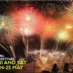 Pattaya International Fireworks Festival 2019 - Palace Restaurant at 4th floor Central Festival Pattaya Beach. It's time of the year to celebrate a