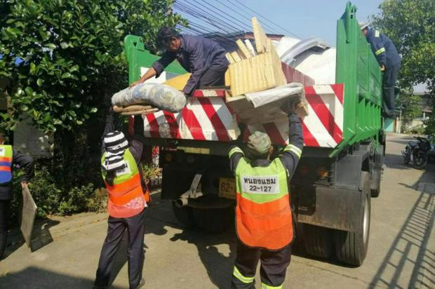 Refuse collection fees to QUADRUPLE this year