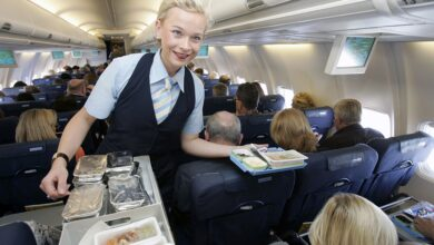 Retired flight attendant reveals ALL. My mile high mayhem! A retired flight attendant in the Eighties reveals how she saw it all – so fasten your seatbelts