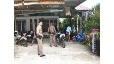 Samui airport chief shoots himself dead. The chief technician of the Samui International Airport shot himself to death in his house on the island early on