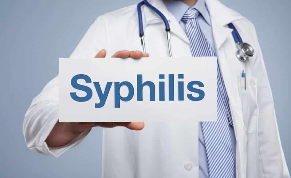 WARNING: Syphilis rates in Thailand going through the roof