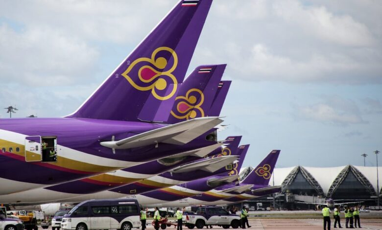 Thai Airways' profits CRASH by 83%, strong baht blamed. Thai Airways has had an 83% CRASH in profits for the first quarter of 2019. The Q1 balance