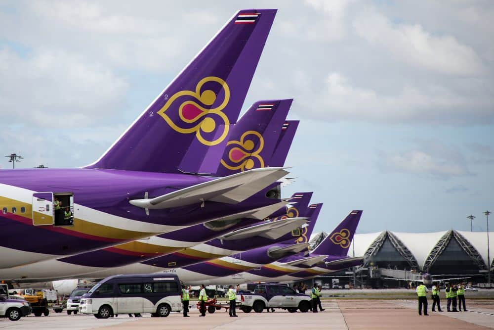 Thai Airways' profits CRASH by 83%, strong baht blamed