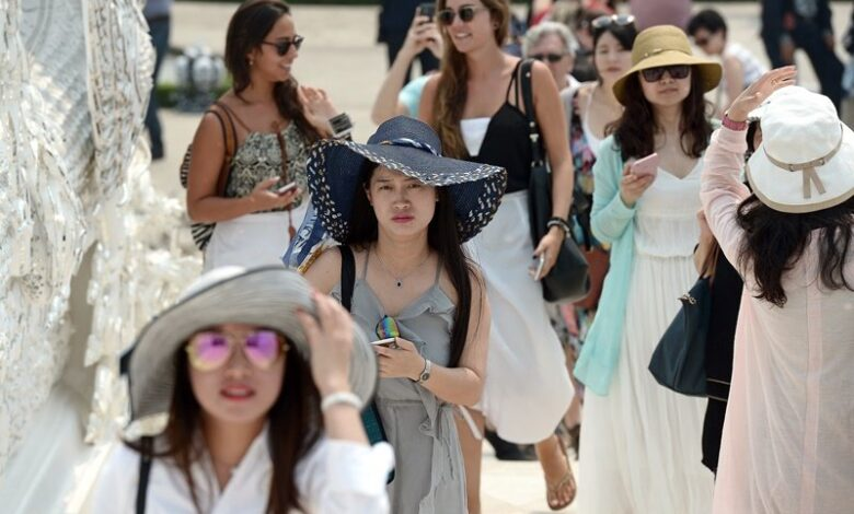 Tourist number projection remains at 40 million. The University of the Thai Chambers of Commerce's Center for Economic and Business Forecasting