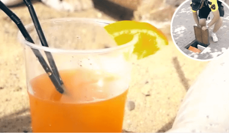 Tourists Warned About £5 Spanish Beach Cocktails 'Containing Human Poo' Picture the scene: you're lying on the beach, the sun is beaming down,