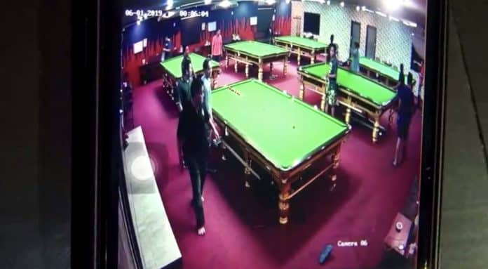Argument over game of Snooker turns into murder at local Chonburi Snooker Hall