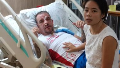 Brit gets FRACTURED SKULL for trying to break up fight. A British man has been left hospitalized in northern Thailand after he tried to break up a fight