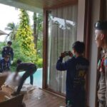 British tourist's mystery death at Koh Chang hotel. A Briton was found dead near a swimming pool in front of his hotel room on Koh Chang island on