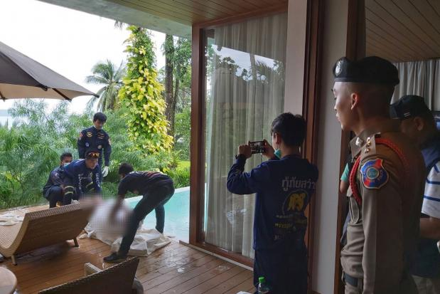 British tourist's mystery death at Koh Chang hotel