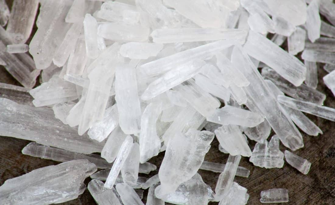 Crystal meth worth over Bt370m seized, but smugglers escape