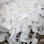Crystal meth worth over Bt370m seized, but smugglers escape. More than 250 kilograms of crystal methamphetamine were confiscated after being