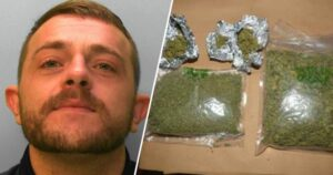 Dealer Caught After Stamping His Nickname On Drugs. A drug dealer has been caught out by police after stamping his own name on the bags he used