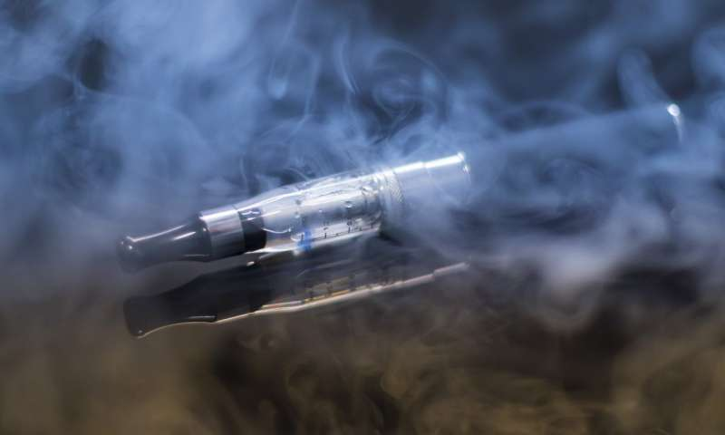 E-cigarettes Linked to Higher Risk of Stroke, Heart Attack, Diseased Arteries and Cancer. As a reminder E-cigarettes are ILLEGAL in Thailand. Carrying at