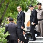 Junta chairman Prayuth Chan-ocha Government House