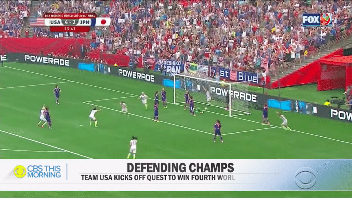 Women's World Cup Record Breaking Win For USA vs TH