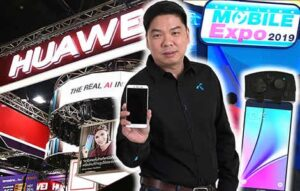 Thai smartphone users ditching Chinese firm Huawei. There has been a drop in sales not only for Huawei as sales of smartphones in Thailand are now