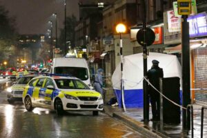 UK: Fatal Stabbings Highest Level on Record. Knife crime has risen to a nine-year high with the number of fatal stabbings in England and Wales at its