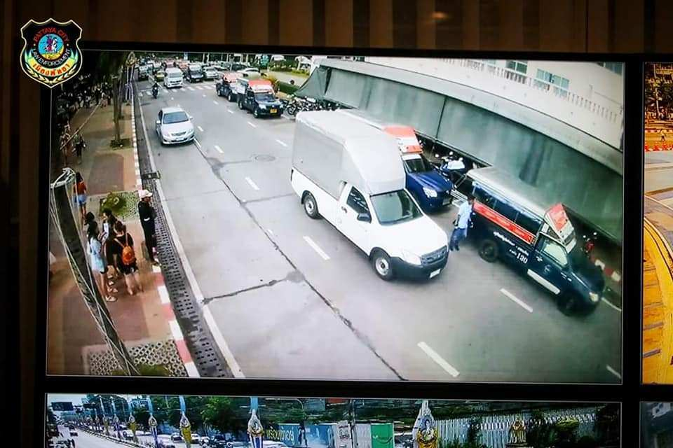 Pattaya CCTV System deemed a success, going to be introduced across the country