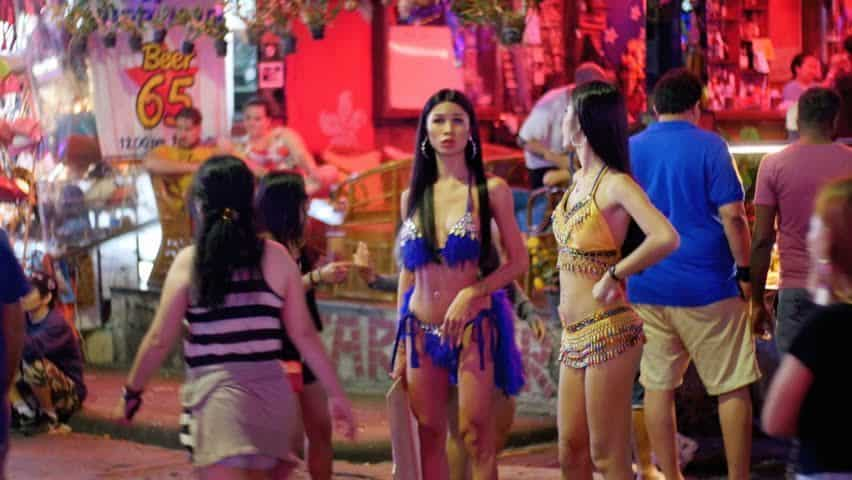 Police chief transferred for allowing prostitution in Pattaya, foreign bar owners deported and blacklisted