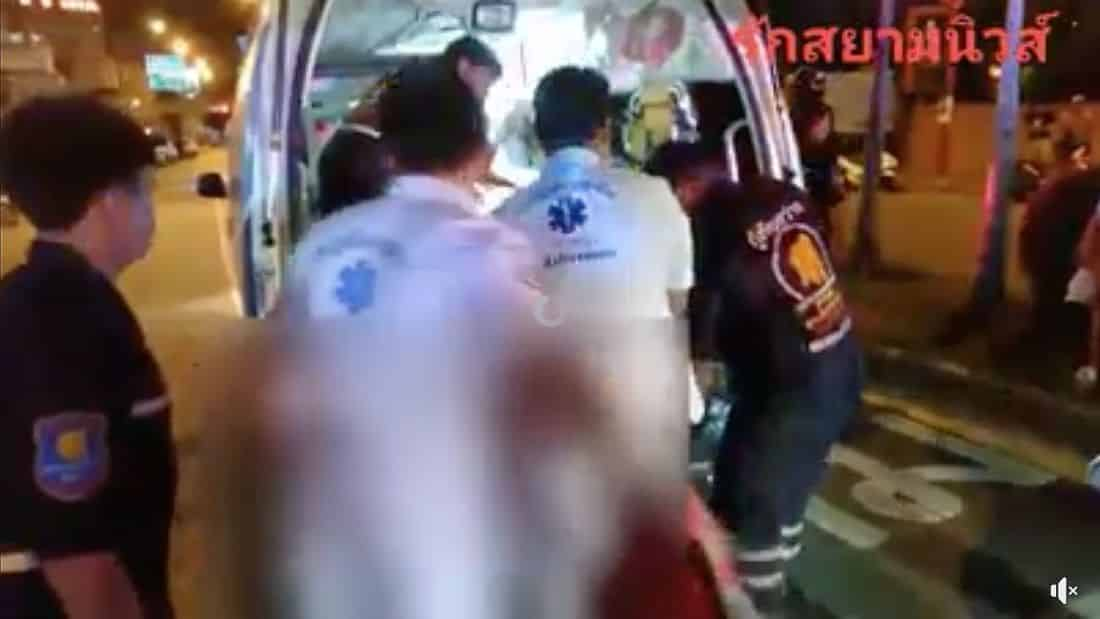 Video: Russian tourist killed by Arab bike racers in Pattaya