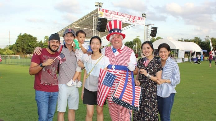 Where to Fourth of July in Bangkok 2019