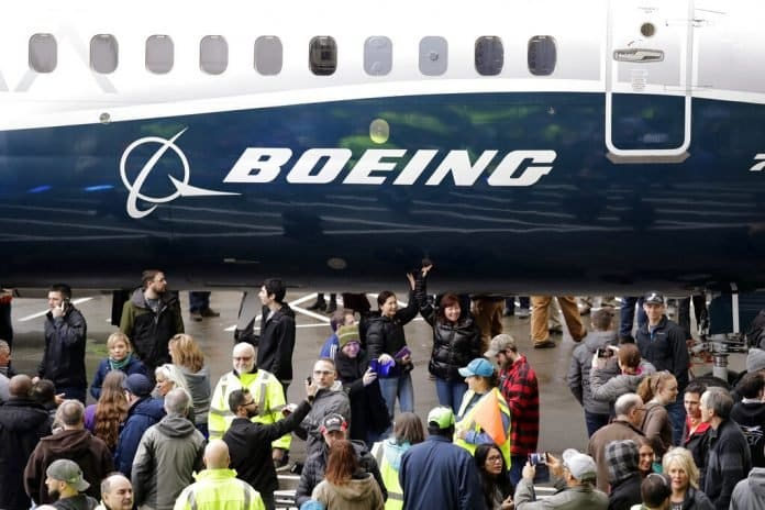Boeing to Pay $100 Million to Crash Families, Communities