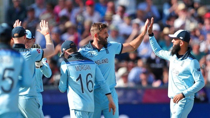 England advances to 1st World Cup semifinal since 1992
