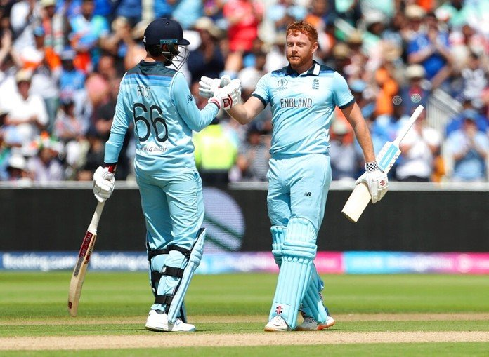 England shines on India to revive Cricket World Cup hopes