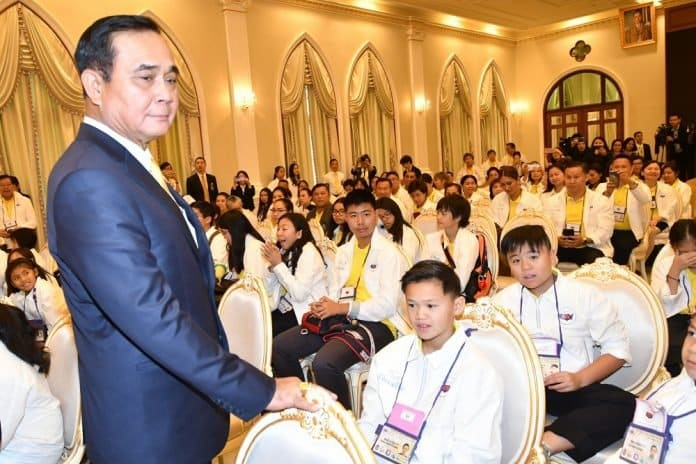 Prayuth Says New Govt By End of July