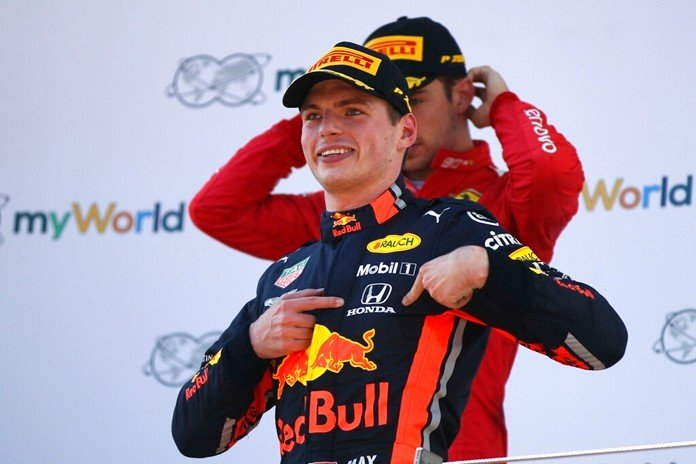 Verstappen wins Austrian GP to end Mercedes' unbeaten streak