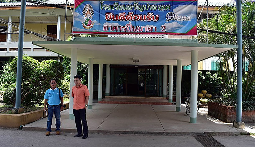 Relatives of 'slapped' student say they will file complaint | News by The Thaiger
