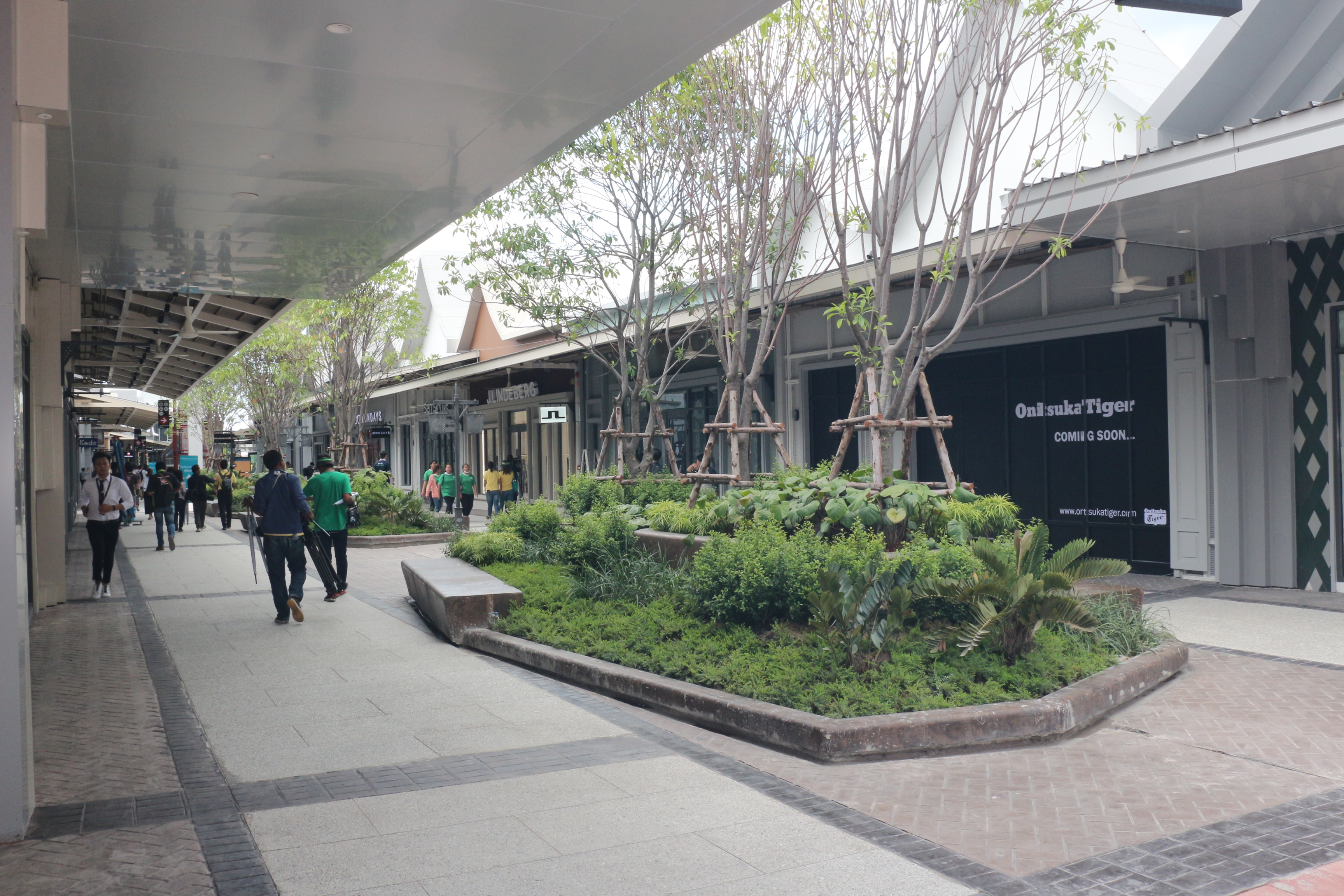 Central Village Vows to Open Despite Ongoing Dispute