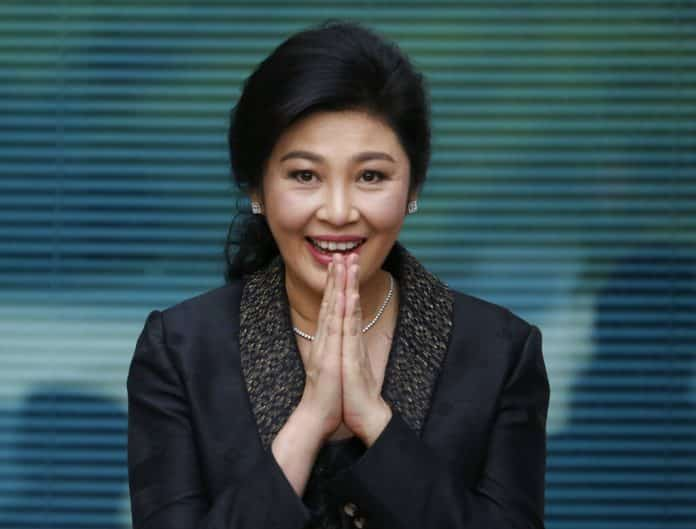 Foreign Ministry Mum on Serbia Making Yingluck a Citizen