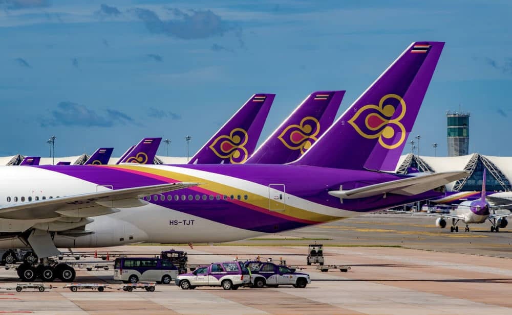 Former finance minister says government shouldn't bail out Thai Airways