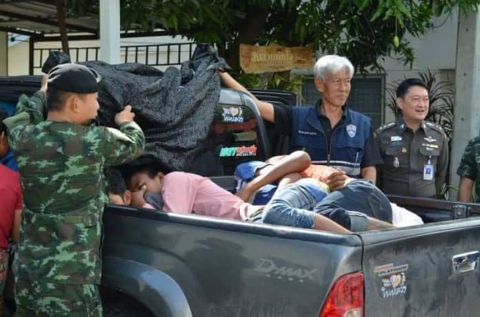 Human Smugglers Work With Corrupt Thai Officials: UN Report
