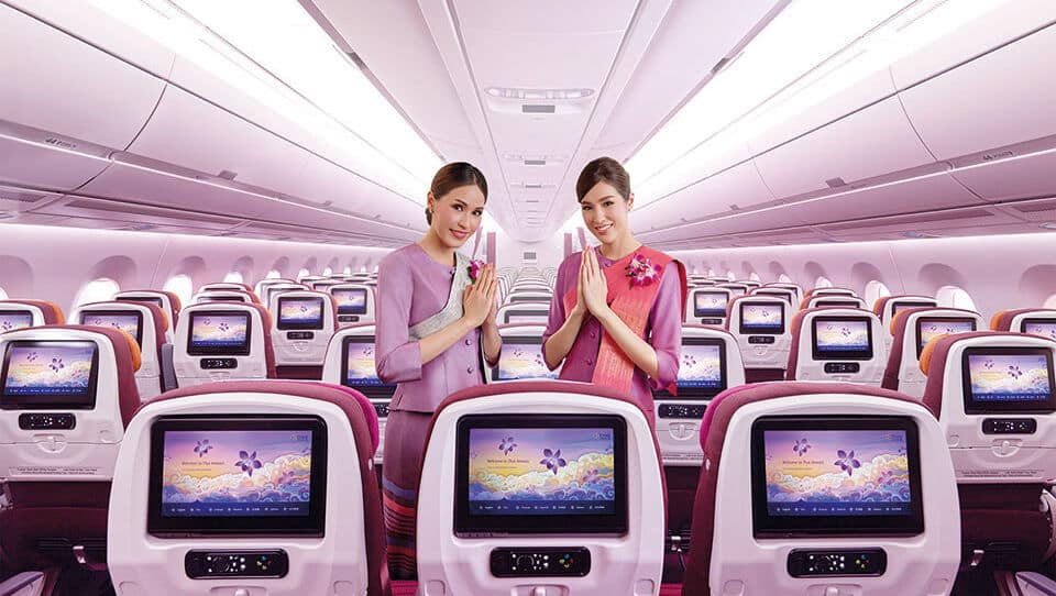 Saving Thai Airways