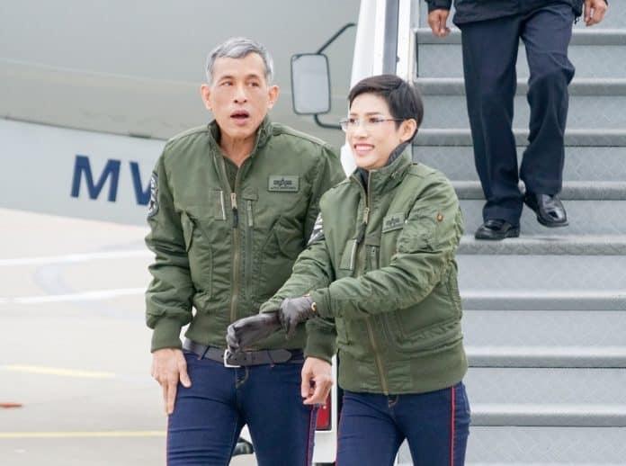 Soldier, Pilot, Royalty: Palace Releases Royal Consort Photos