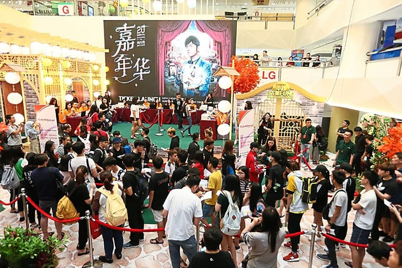 Jay Chou fans queue up for four days in KL to grab concert tickets | News by The Thaiger